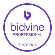 bidvine badge